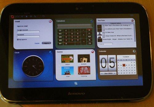 Tabletowo.pl Premiera Lenovo LePad na początku 2011 roku Nowości Plotki / Przecieki