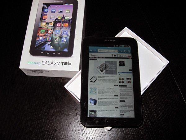 Tabletowo.pl Opinia użytkownika: Samsung Galaxy Tab Nowości