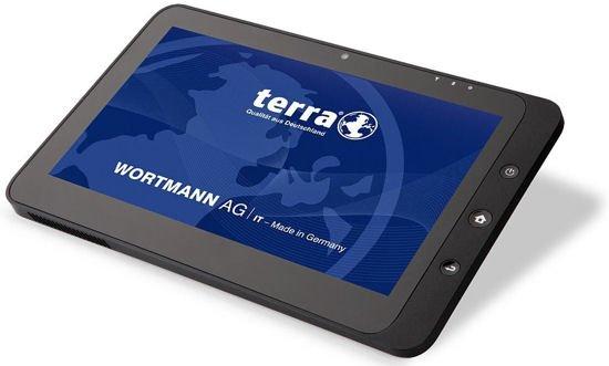 Tabletowo.pl Wortmann Terra Pad może rywalizować z iPadem Nowości