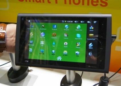 Tabletowo.pl Dwa tablety ZTE z Androidem: V9 i Z-Pad (wideo) Chińskie Nowości