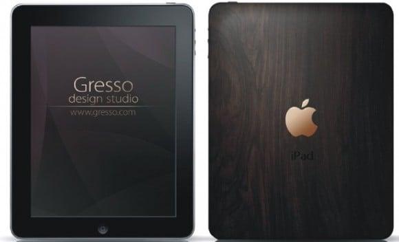 Tabletowo.pl Luksusowa edycja iPada od Gresso Apple Nowości
