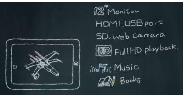 Tabletowo.pl Asus zapowiada 12-calowy tablet Eee Slate EP121 (wideo) Nowości