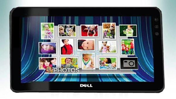 Tabletowo.pl Premiera 7-calowego tabletu Dell Streak 7 coraz bliżej Nowości Plotki / Przecieki