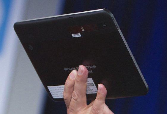 Tabletowo.pl Zdjęcia tabletu Motoroli (Everest?) z Androidem 3.0 Honeycomb (wideo) Motorola Nowości