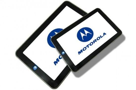 Tabletowo.pl Motorola potwierdza istnienie MotoPad i Stingray Motorola Nowości