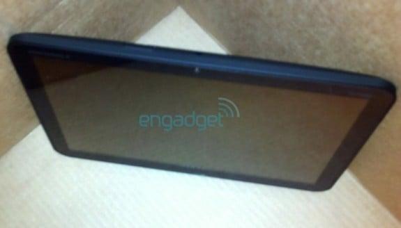 Tabletowo.pl Tablet Motoroli z Androidem Honeycomb na kolejnych zdjęciach Motorola Nowości Plotki / Przecieki