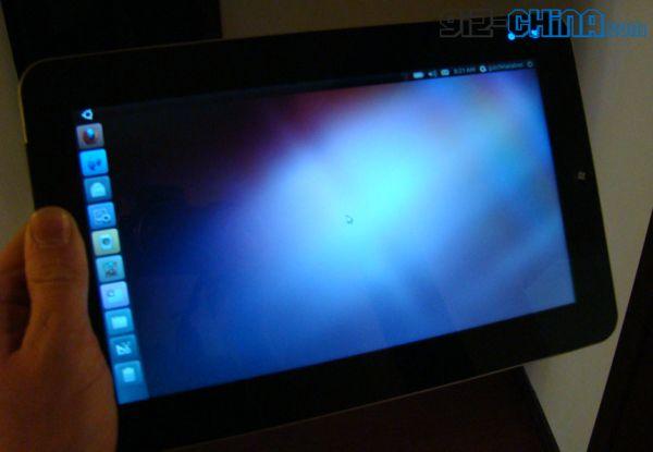 Tabletowo.pl Tablet Tenq P07 z Ubuntu przyłapany na zdjęciach Nowości Plotki / Przecieki