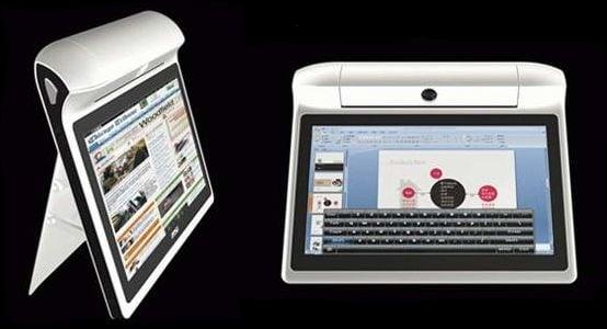 Tabletowo.pl MSI Staging. Prototyp tabletu z projektorem Ciekawostki Nowości