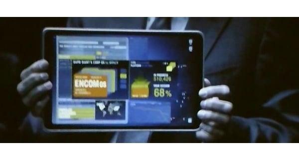 Tabletowo.pl Tablet Nokia Z500 bohaterem Tron: Legacy? Nokia Nowości Plotki / Przecieki