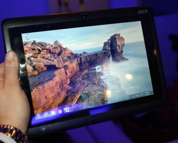 Tabletowo.pl Acer Iconia Tab z procesorem AMD Nowości