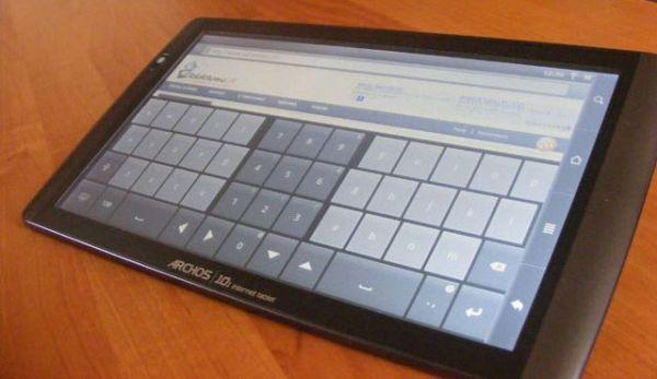 Recenzja: Archos 101 Internet Tablet (wideo)