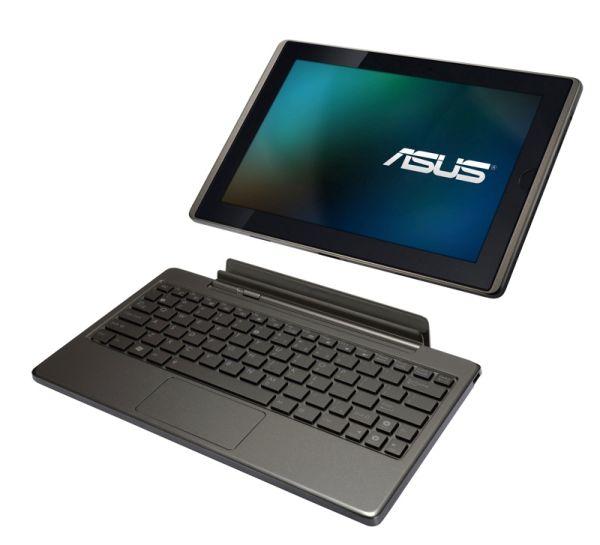 Tabletowo.pl Asus Eee Pad Transformer: raz tablet, raz netbook Nowości