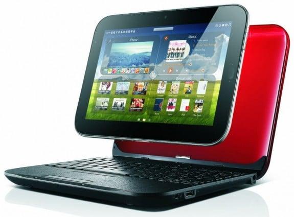 Tabletowo.pl Lenovo LePad i IdeaPad U1. Połączenie tabletu i netbooka (wideo) Nowości