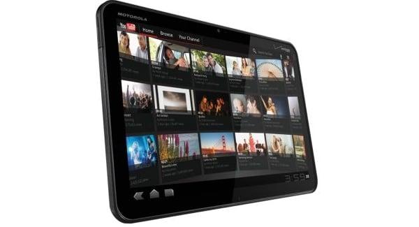 Tabletowo.pl Motorola Xoom. Szczegóły specyfikacji (wideo) Motorola Nowości