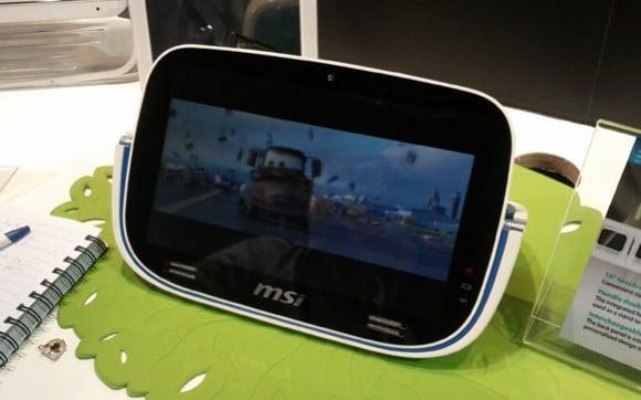 Tabletowo.pl MSI Kid Pad. Prototypowy tablet dla dzieci Nowości