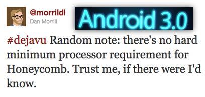 Tabletowo.pl Android 3.0 Honeycomb - przegląd wideo Nowości