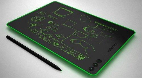 NoteSlate. Nietypowy elektroniczny notatnik za 99 dolarów 20