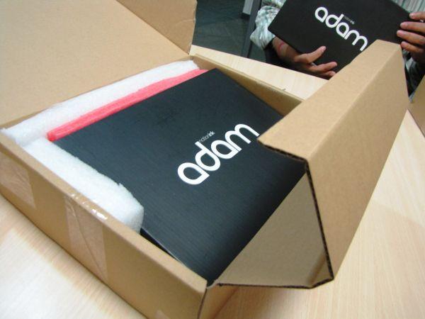Tabletowo.pl Notion Ink Adam - rozpakowanie (zdjęcia) Nowości