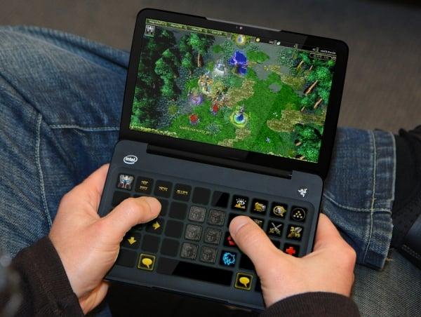 Tabletowo.pl Razer Switchblade. Świetny gamingowy sprzęt (wideo i galeria) Ciekawostki Nowości