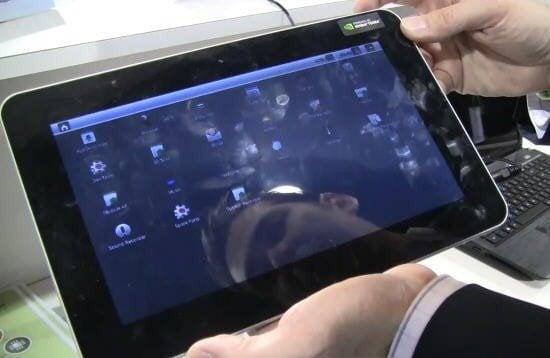 Tabletowo.pl Shuttle chce zgarnąć trochę tabletowego rynku dla siebie Nowości