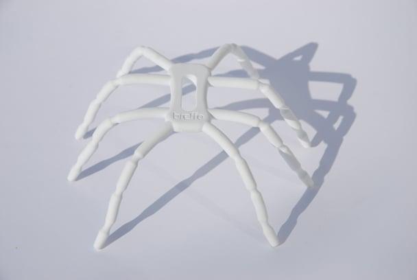 Tabletowo.pl Spiderpodium. Nietypowy stojak na wszystko - w tym i na tablety Akcesoria Ciekawostki Nowości