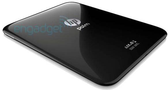 Tabletowo.pl Pierwsze zdjęcia tabletu HP Topaz z WebOS. Będzie też Opal Nowości Plotki / Przecieki