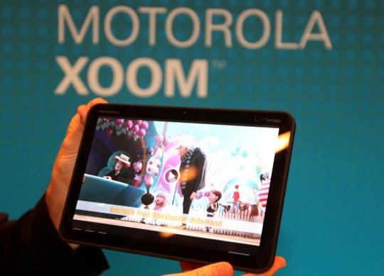 Tabletowo.pl Motorola Xoom - recenzja (wideo) Motorola Nowości