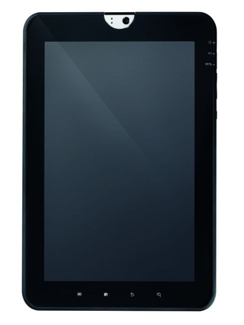 Tabletowo.pl Toshiba Antares - mocny sprzęt dla mas? (wideo) Nowości Toshiba