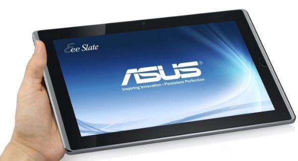 Tabletowo.pl Tablet Asus Eee Slate EP121 już w Polsce Nowości