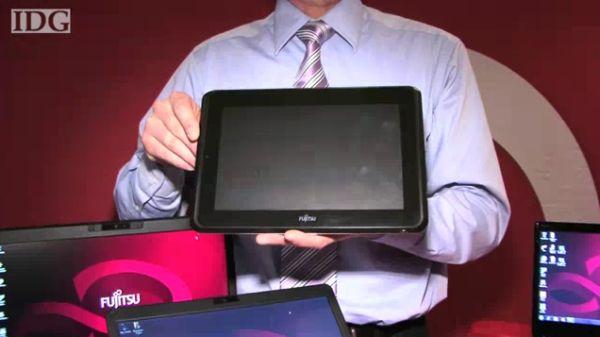 """Tabletowo.pl Fujitsu Stylistic Q550. Windows 7 i ekran 10"""" Nowości"""