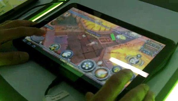 Tabletowo.pl Tablety z Androidem 3.0 mogą również zastąpić konsole do gier Ciekawostki Nowości