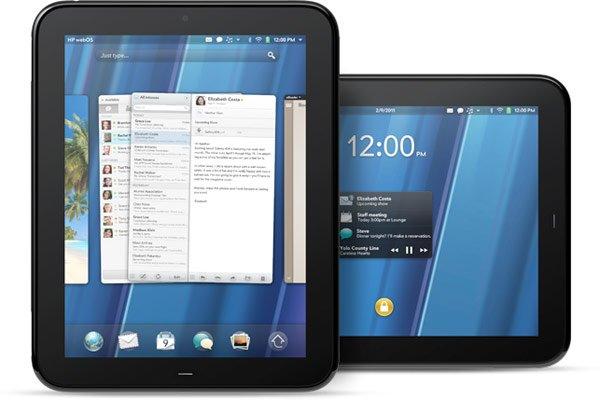 Tabletowo.pl HP TouchPad - premiera dopiero w czerwcu. Cena? 699 dolarów Ciekawostki Nowości Plotki / Przecieki