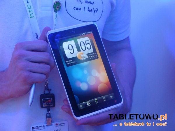 Tabletowo.pl HTC Flyer najbardziej strzeżonym sprzętem na MWC 2011 (wideo, zdjęcia) Nowości