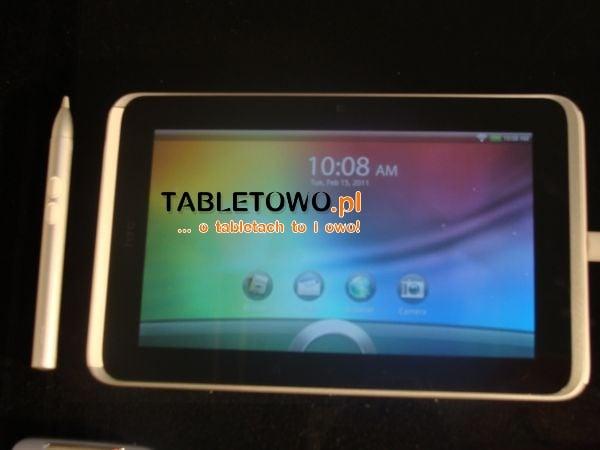 Tabletowo.pl HTC planuje przynajmniej dwa tablety na 2011 rok Nowości