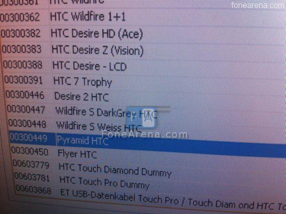 Tabletowo.pl Co w trawie piszczy: HTC Flyer i LG Star Tab LG Nowości Plotki / Przecieki