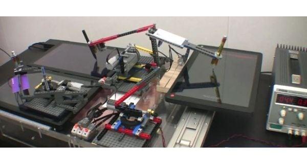 Tabletowo.pl Co mają wspólnego klocki LEGO z tabletami Kno? (wideo) Ciekawostki Nowości