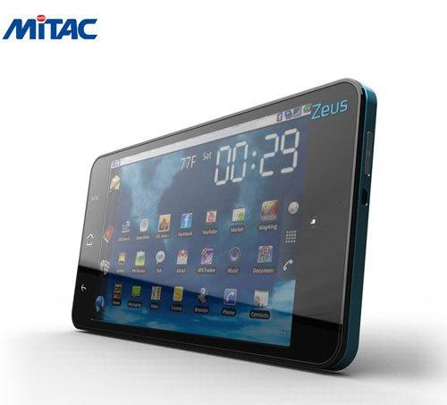 Tabletowo.pl Tablety MiTAC zadebiutują na CeBIT 2011 Nowości
