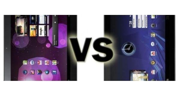 Tabletowo.pl Motorola Xoom vs Samsung Galaxy Tab 10.1 vs ... Felietony Nowości