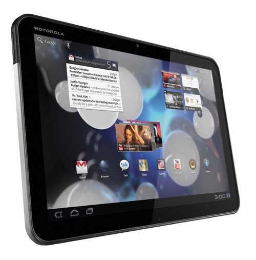 Tabletowo.pl Motorola Xoom w Europie: już za chwileczkę.... już za momencik... Motorola Nowości