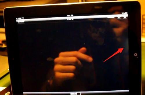 """Tabletowo.pl Wada ekranu w iPadzie 2, czyli """"a miało być tak pięknie..."""" (wideo) Apple Ciekawostki Nowości"""