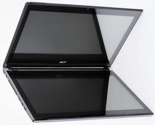 Tabletowo.pl Acer Iconia Touchbook. Nietypowy laptop z dwoma dotykowymi ekranami Ciekawostki Nowości