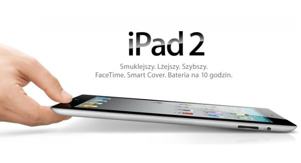 Tabletowo.pl Cena Apple iPada 2 w Polsce będzie zróżnicowana Apple Nowości