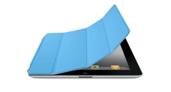 "iPad 2 ""Smart Cover"". Czy aby na pewno chroni ekran? 22"