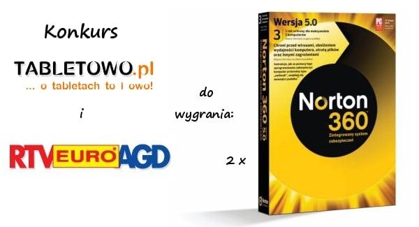 Tabletowo.pl Konkurs. Do wygrania 2x Norton 360 Ciekawostki Konkursy Nowości