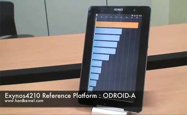 """Tabletowo.pl ODROID-A: dwa rdzenie, Android i ekran 10,1"""" 1366 x 768 (wideo) Ciekawostki Nowości"""