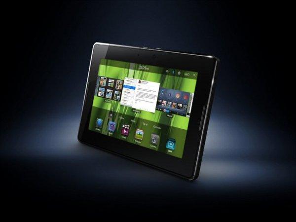 Tabletowo.pl BlackBerry Playbook: wielozadaniowość i synchronizacja multimediów Nowości