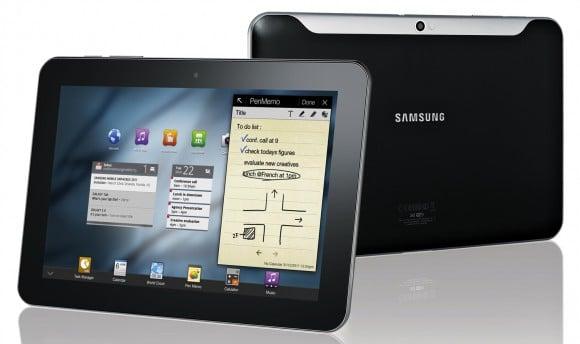 Tabletowo.pl Wideo z prezentacją Galaxy Tab 8.9 i 10.1 już online Nowości Samsung