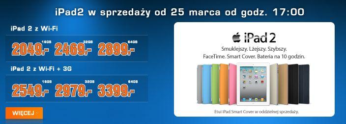Tabletowo.pl Apple iPad 2 już w Polsce. To jakiś żart? Apple Nowości