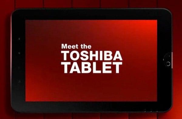 Tabletowo.pl Tablet Toshiby lepszy od iPada 2? Coś w tym jest... Apple Nowości Toshiba