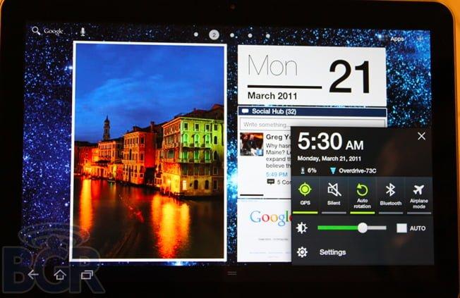 Tabletowo.pl Samsung: TouchWiz UX w Galaxy Tab 10.1 (wideo) Ciekawostki Nowości Plotki / Przecieki Samsung